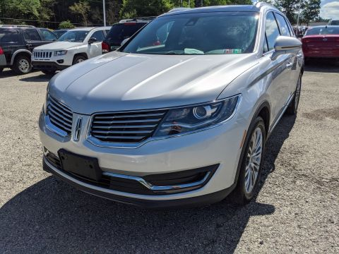 2017 Lincoln MKX Reserve