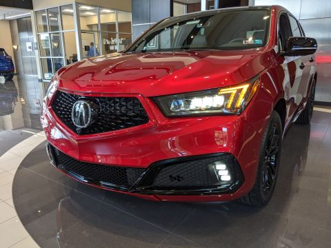 2020 Acura MDX SH-AWD PMC Edition