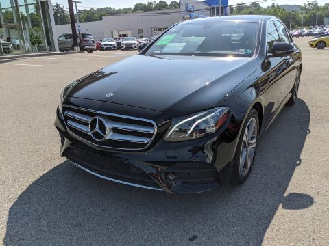Pre-Owned 2019 Mercedes-Benz E 300 E 300